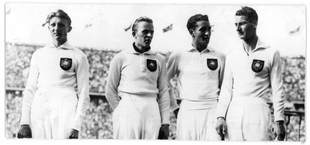 Mannschaft Staffel 1936